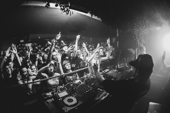 Behind The Scene: Birthday cakes, good vibes and taking over Leeds with 1Forty [Interview]