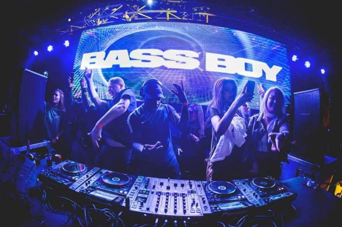 Bassboy and Bru-C team up on 'Definitely'