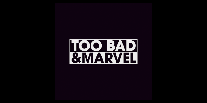 Sunday Selection: Too Bad & Marvel 'In The Mix Volume 2'