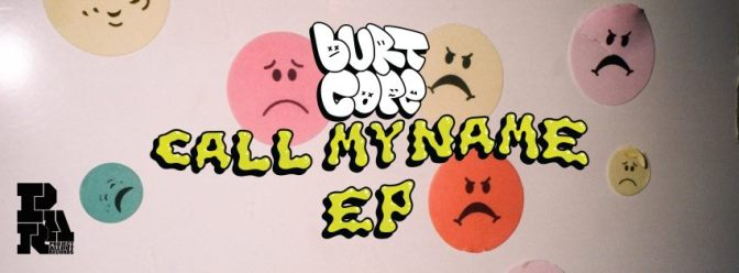 Project Allout bring through more fresh talent with Burt Cope's debut EP