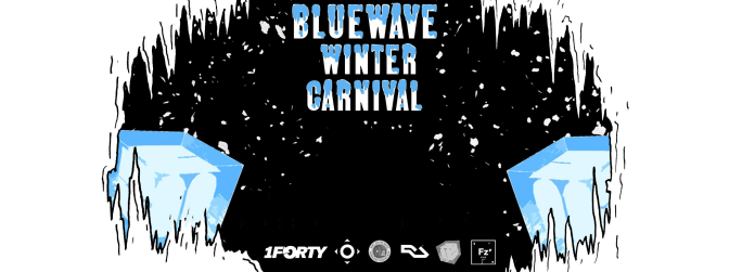 1Forty and FZKS team up with Bluewave for brand new Winter carnival